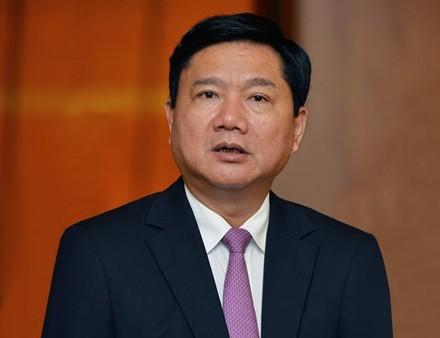 """Ông Đinh La Thăng tiếp tục bị truy tố về tội """"cố ý làm trái..."""" gây thiệt hại 800 tỉ đồng."""