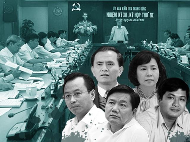 """Ủy ban Kiểm tra Trung ương và những kết luận """"nặng ký"""" trong năm 2017 - ảnh 1"""
