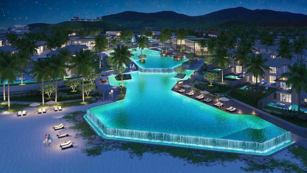 Cảnh quan, tiện ích quần thể Sun Premier Village Kem Beach Resort