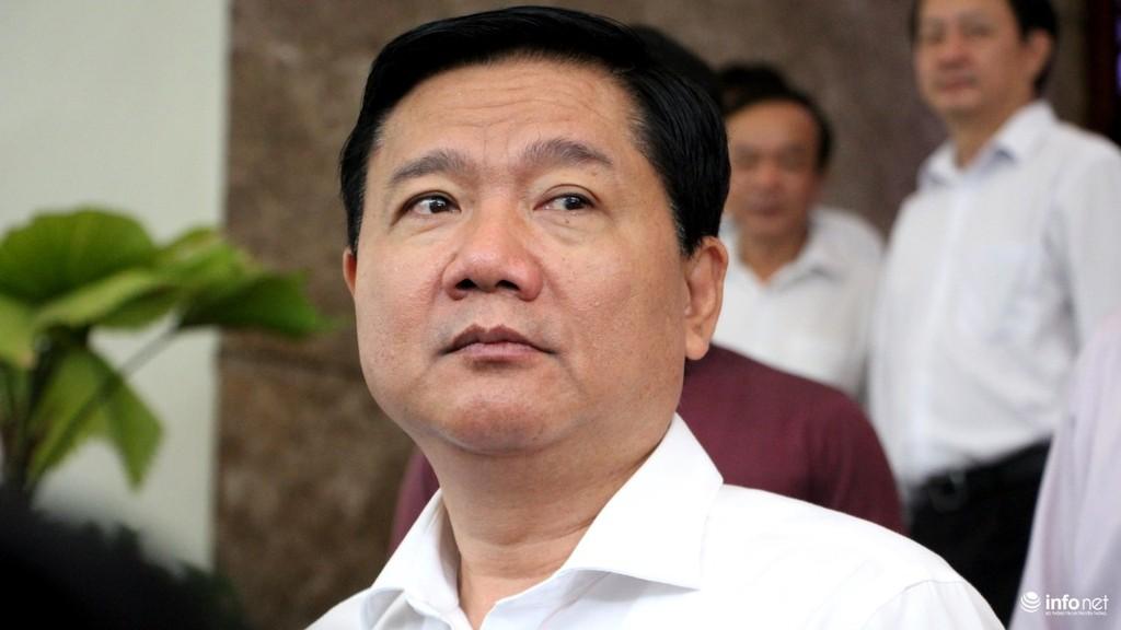 Ông Đinh La Thăng. Ảnh Internet