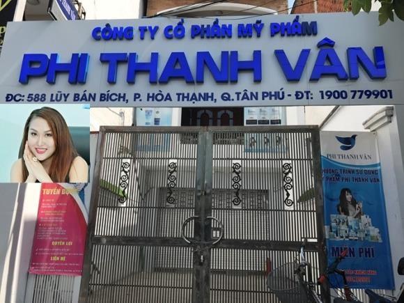 Thanh tra Sở Y tế TP Hồ Chí Minh buộc tiêu hủy tất cả các sản phẩm được sản xuất không thực hiện công bố sản phẩm mỹ phẩm.