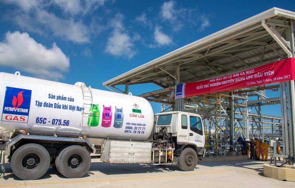 PV GAS thực hiện vượt mức tất cả các chỉ tiêu sản lượng năm 2017