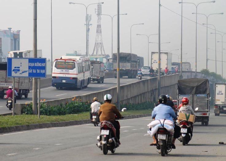 Việc xây dựng hầm chui dọc đường Trường Chinh và Quốc lộ 22 sẽ góp phần giảm ùn tắc giao thông tại khu vực này