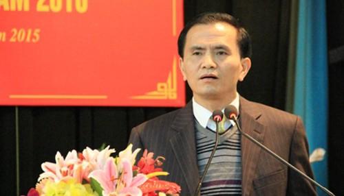 Ông Ngô Văn Tuấn bị cắt hết chức vụ trong Đảng.