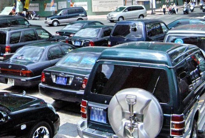 Bộ Tài chính yêu cầu các đơn vị nhà nước thanh lý xe công phải qua đấu giá.