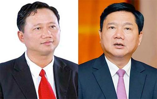 Hôm nay ông Đinh La Thăng, Trịnh Xuân Thanh hầu tòa - ảnh 3