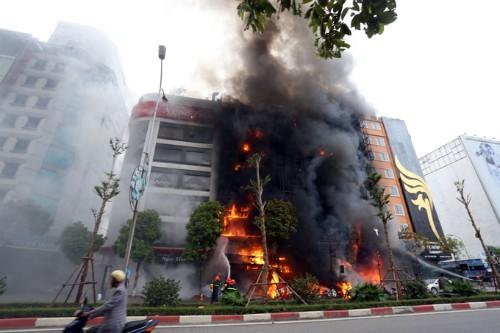 Điều tra lại vụ cháy quán karaoke làm 13 người chết - ảnh 1
