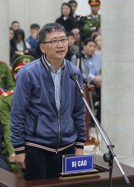 Ông Đinh La Thăng khai xin Chính phủ dự án cho PVC - ảnh 1