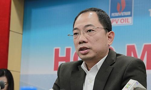 Ông Cao Hoài Dương - Tổng giám đốc PVOil kỳ vọng sự tham gia của nhà đầu tư chiến lược sẽ giúp doanh nghiệp này thay đổi quản trị, phát triển và mở rộng mạng lưới 1.000 cây xăng bán lẻ trong 5 năm tới.