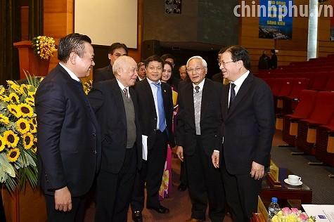 Phó Thủ tướng: PVN tập trung toàn lực tái cơ cấu để phát triển bền vững - ảnh 2
