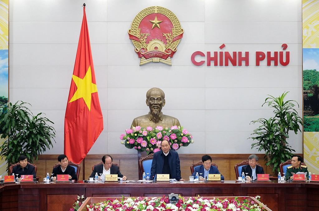 Thủ tướng: Triển khai với trách nhiệm cao các dự án hợp tác Việt- Lào - ảnh 1