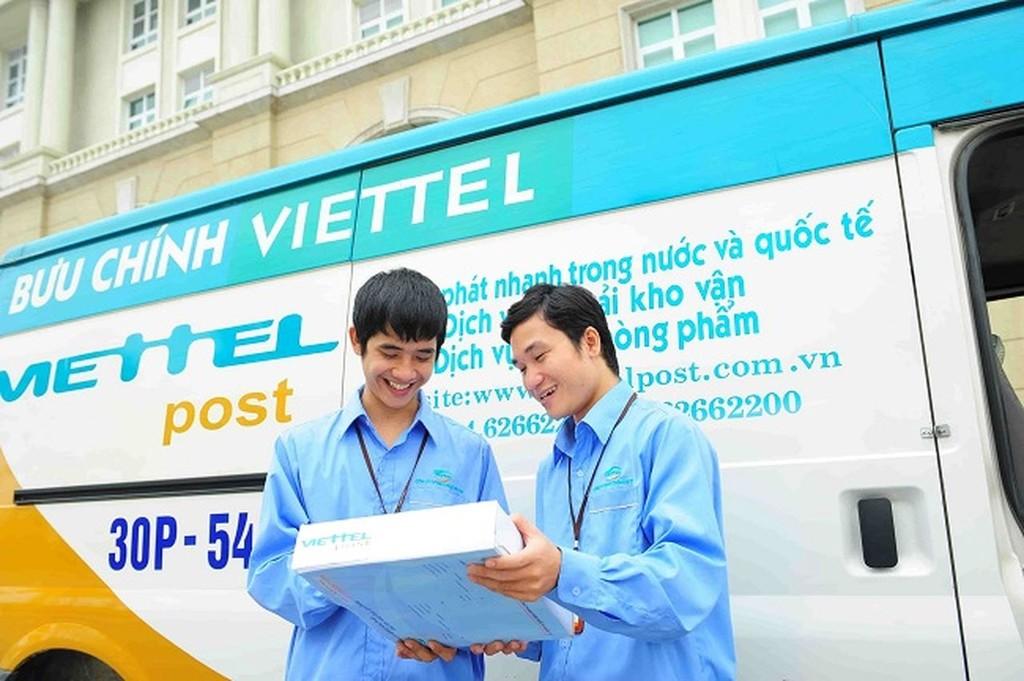 Viettel Post: Doanh thu đạt hơn 5.000 tỷ đồng