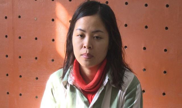 Bị can Lê Thị Thúy Hằng - Ảnh: Tuổi trẻ