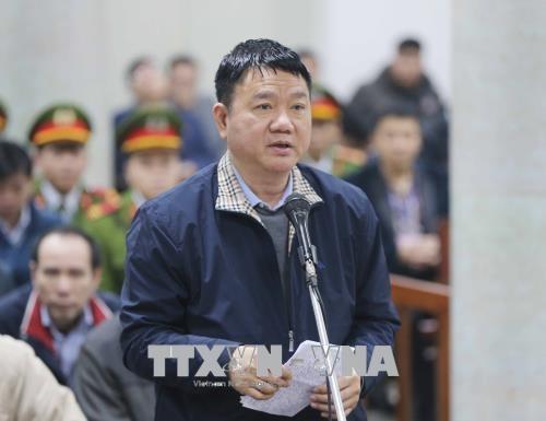 Chùm ảnh: Trịnh Xuân Thanh và đồng phạm nói lời nói sau cùng - ảnh 3