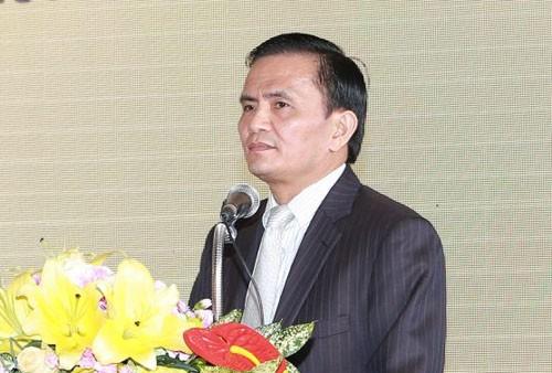 Ông Ngô Văn Tuấn bị cách chức Phó chủ tịch UBND tỉnh Thanh Hóa từ ngày 18/1. Ảnh: LS