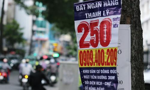 Đất nền thanh lý 'siêu rẻ' rao bán khắp Sài Gòn dịp cuối năm - ảnh 1