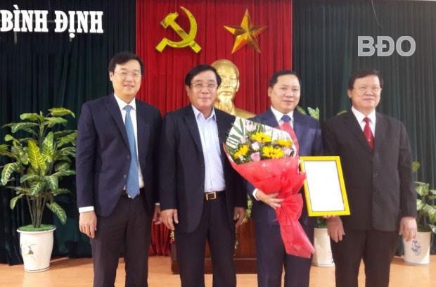 Triển khai các quyết định của Ban Bí thư Trung ương Đảng về công tác cán bộ - ảnh 1