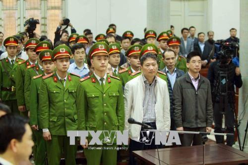 Bị cáo Đinh La Thăng chỉ định PVC làm tổng thầu không thông qua Hội đồng Thành viên PVN - ảnh 1