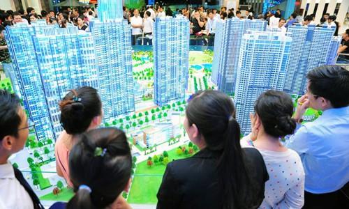 Khá nhiều công ty bất động sản tại TP HCM rục rịch thưởng Tết bạc tỷ. Ảnh: K.H