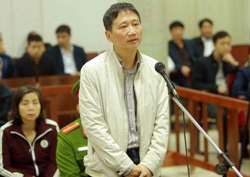 Em trai ông Đinh La Thăng nhận 5 tỷ khi môi giới bữa ăn trưa - ảnh 1
