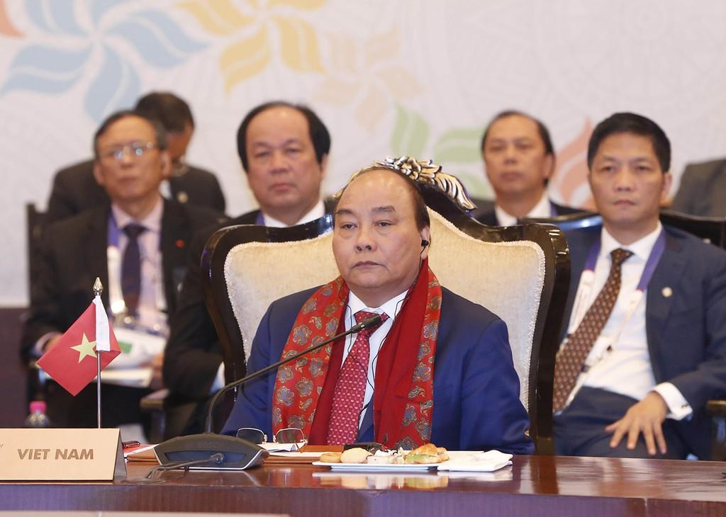 Thủ tướng đề xuất 3 trọng tâm đưa hợp tác ASEAN-Ấn Độ thành điểm sáng - ảnh 1