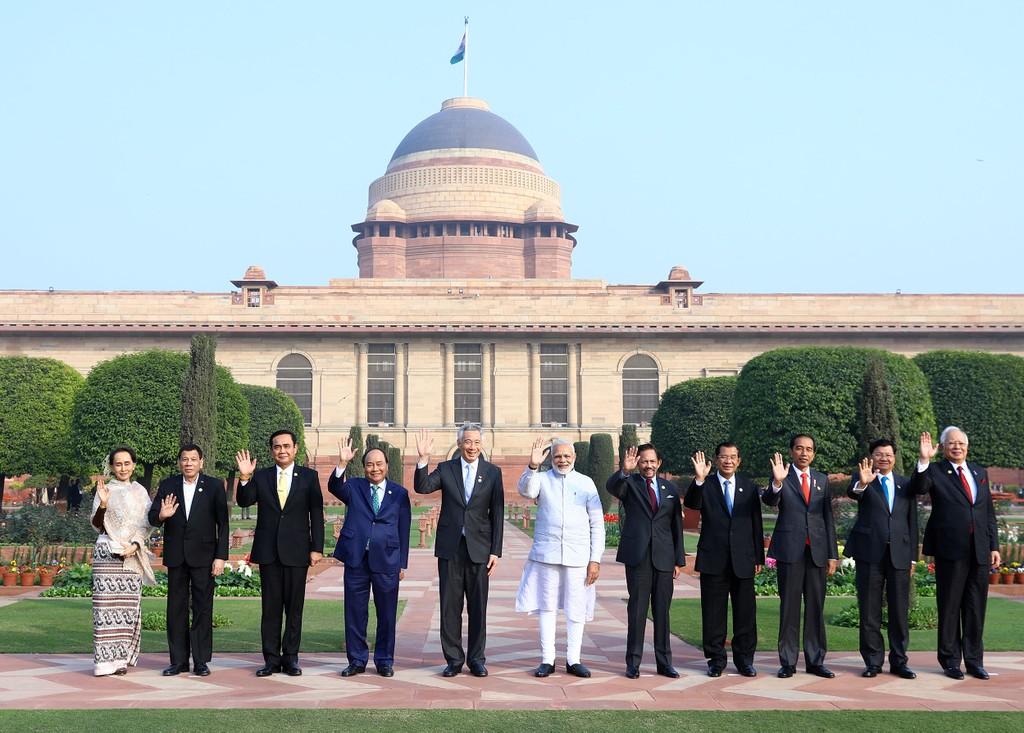 Thủ tướng đề xuất 3 trọng tâm đưa hợp tác ASEAN-Ấn Độ thành điểm sáng - ảnh 2