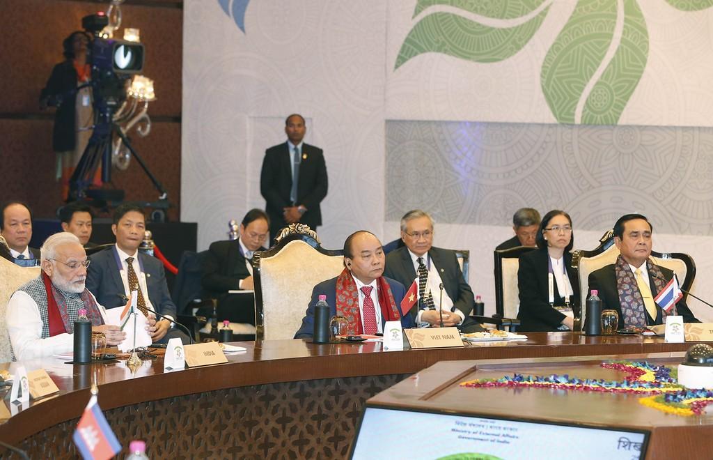 Thủ tướng đề xuất 3 trọng tâm đưa hợp tác ASEAN-Ấn Độ thành điểm sáng - ảnh 3