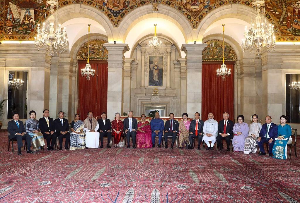 Thủ tướng đề xuất 3 trọng tâm đưa hợp tác ASEAN-Ấn Độ thành điểm sáng - ảnh 4