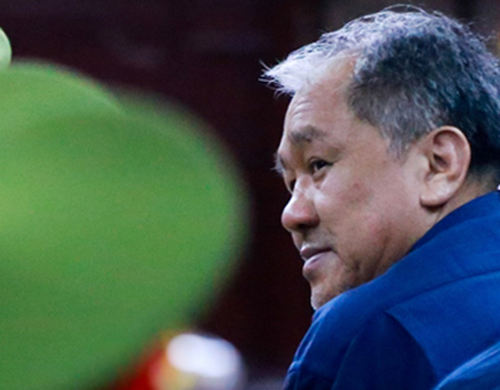 Ông Phạm Công Danh.