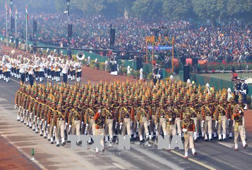 Thủ tướng Nguyễn Xuân Phúc dự Lễ diễu binh nhân Ngày Cộng hòa Ấn Độ - ảnh 2
