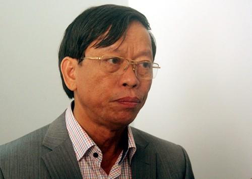 Nguyên Bí thư Tỉnh ủy Quảng Nam bị cách chức - ảnh 1