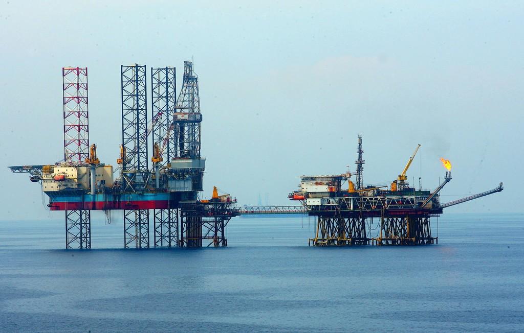 Đầu năm 2018, thu từ dầu thô đã tăng 162% so cùng kỳ. Ảnh: Tường Lâm