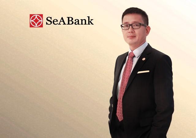 """Ông Nguyễn Cảnh Vinh thôi đảm nhiệm chức vụ Tổng giám đốc SeABank sau 5 tháng ngồi """"ghế nóng"""" ngân hàng này."""