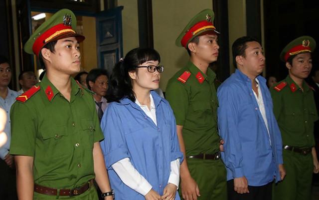 Huyền Như bị đề nghị mức hình phạt tù chung thân.