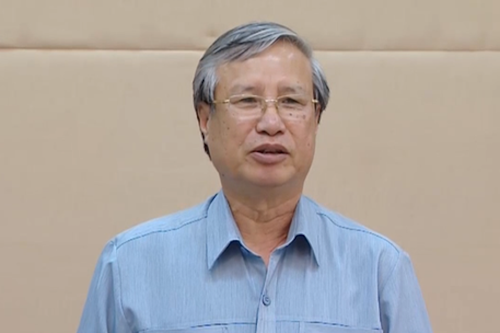Chủ nhiệm Ủy ban Kiểm tra Trung ương Trần Quốc Vượng vừa ký ban hành quy trình kỷ luật cán bộ diện Bộ chính trị, Ban bí thư quản lý. Ảnh: PV