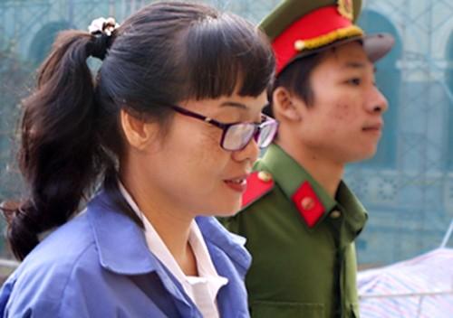Huyền Như bị đề nghị án chung thân.