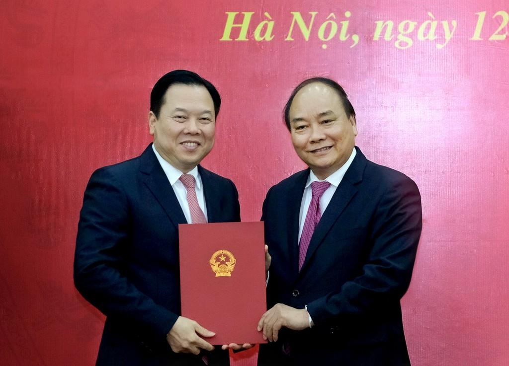 Thủ tướng giao nhiệm vụ cho Chủ tịch Ủy ban Quản lý vốn Nhà nước tại doanh nghiệp - ảnh 2