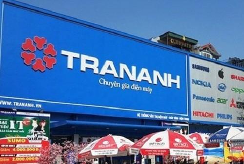 Thế Giới Di Động đã nắm trong tay 99% cổ phần Trần Anh