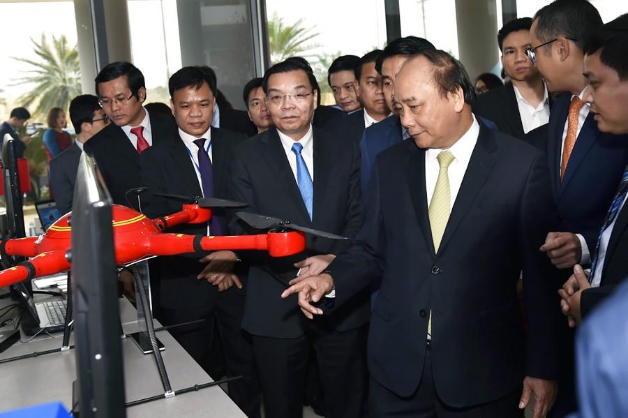 Thủ tướng: Đưa Khu công nghệ cao Hòa Lạc là nơi khởi nghiệp tốt nhất - ảnh 2