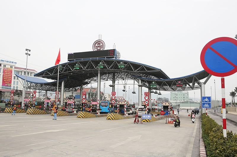 Xử lý nghiêm đối tượng gây rối trạm BOT Hạ Long - Mông Dương