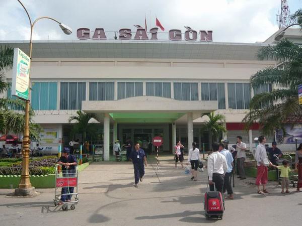 VNR vừa có văn bản đề nghị Bộ GTVT chấp thuận chủ trương hợp tác với các nhà đầu tư để cải tạo kết cấu hạ tầng tòa nhà ga Sài Gòn.
