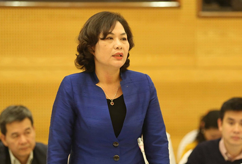 Bà Nguyễn Thị Hồng - Phó thống đốc Ngân hàng Nhà nước khẳng định, trong mọi trường hợp quyền lợi hợp pháp của người gửi tiền luôn được đảm bảo.