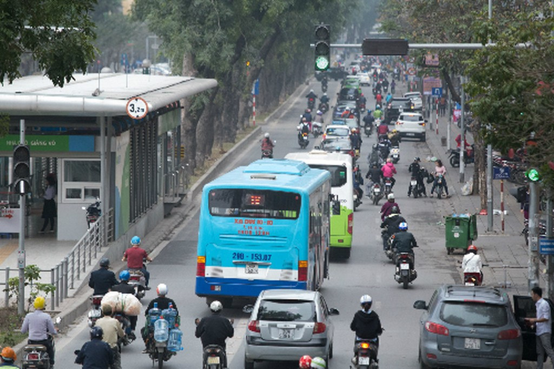 Chuyên gia giao thông: BRT quá đắt mà hiệu quả không cao - ảnh 1