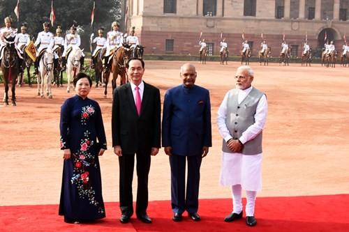 Xây dựng Việt Nam giầu mạnh, Ấn Độ hùng cường - ảnh 2