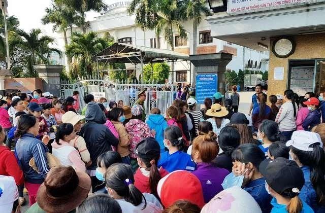Thủ tướng yêu cầu tỉnh Đồng Nai báo cáo vụ DN nợ lương công nhân