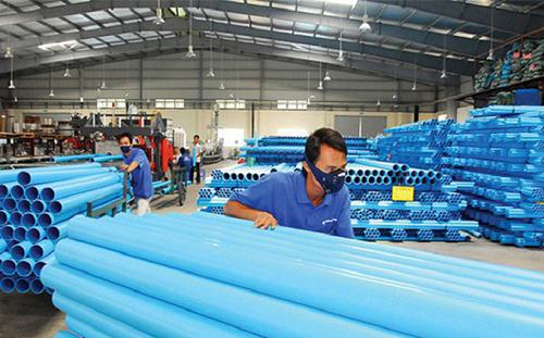 Tập đoàn SCG của Thái Lan đang đứng trước cơ hội thâu tóm một trong những doanh nghiệp ống nhựa xây dựng hàng đầu Việt Nam.