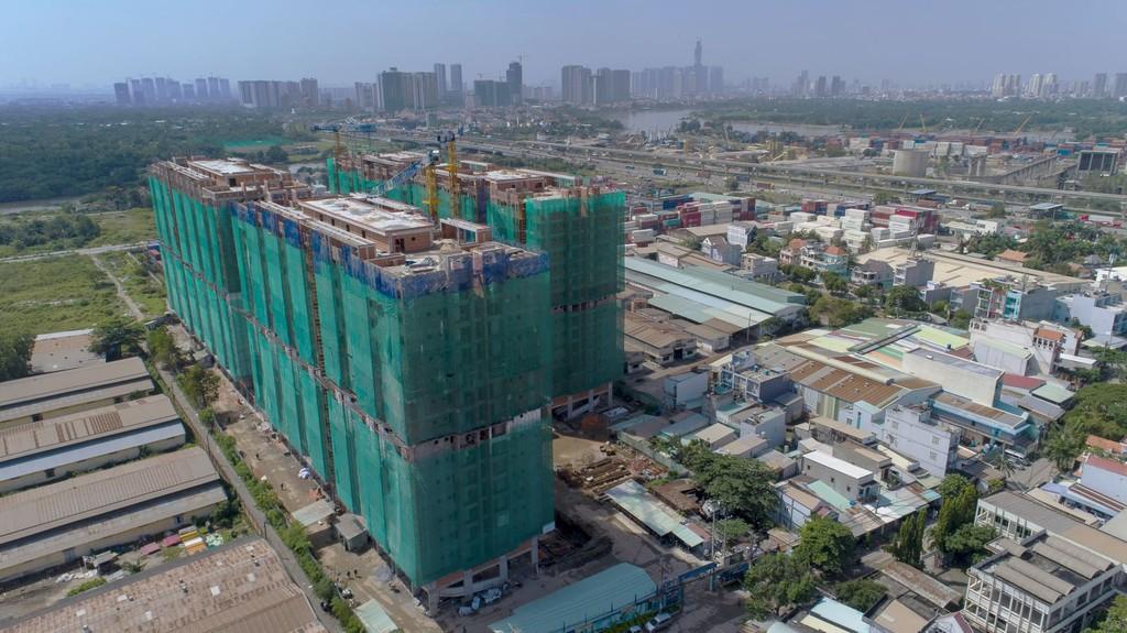 Đâu sẽ là động lực để phát triển thị trường bất động sản TP.HCM? Ảnh minh họa.
