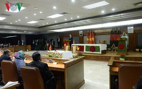 Tạo bứt phá cho quan hệ Việt Nam-Bangladesh - ảnh 1