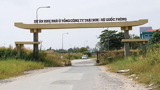 Dự án Phước Kiển II (huyện Nhà Bè) có từ năm 2002 nhưng tới nay chưa được triển khai.