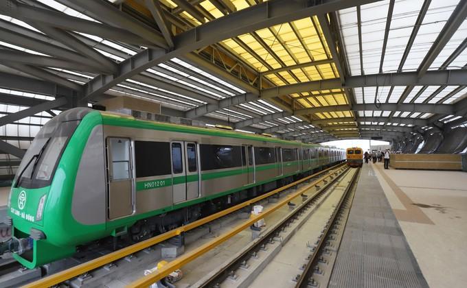 Đường sắt Cát Linh - Hà Đông gặp khó ở các hạng mục thi công cuối - ảnh 2